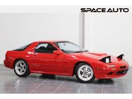 マツダ サバンナRX-7 GT-X 1オーナー 雨宮車高調 ワーク17AW