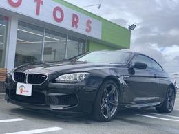 BMW M6 4.4 HUD 右H 黒革 カーボン