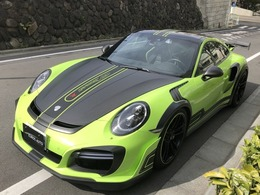 ポルシェ 911 ターボS PDK TECHART GTstreetR