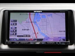 HDDナビ搭載でロングドライブも快適です!