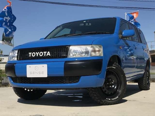 センスオリジナルPKG!   オリジナルカラー!ブルー×マッドブラック!!