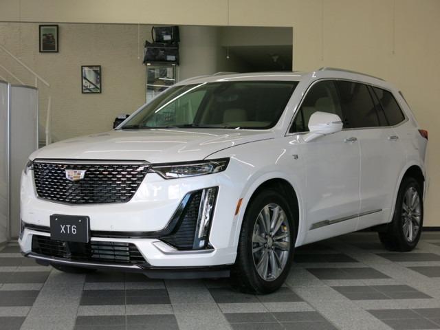 正規20yモデルNEW CAR CADILLAC「XT6 Platinum」の登場です。