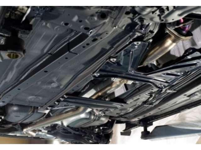 塩害や雪害や大事な愛車を守る防錆処理コーティング