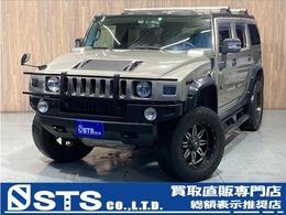 ハマー H2 タイプG 4WD ディーラー車 4WD 社外20インチAW