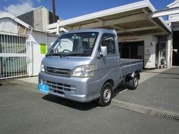 ダイハツ ハイゼットトラック 660 エクストラ 3方開 ETC CD ワンセグTV ナビ キーレス