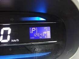 走行12600km機関良好!