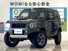 スズキ ジムニー 660 ランドベンチャー 4WD リフトアップ ショートバンパー フジツボ