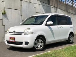 トヨタ シエンタ 1.5 X リミテッド 車検整備付ワンオーナー禁煙車・左パワスラ