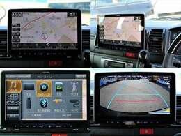ALPINE BIG-Xをカスタム!大画面でドライブをお楽しみ頂けます!