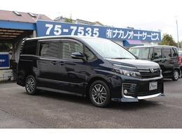 トヨタ ヴォクシー 2.0 ZS パワスラドアー/ナビ/TV/Bカメラ/禁煙車