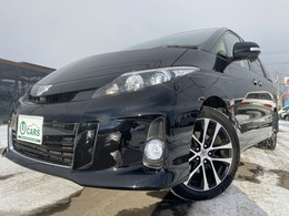 トヨタ エスティマ 2.4アエラス プレミアム エディション 4WD Wパワスラ 天吊モニタ 本州仕入