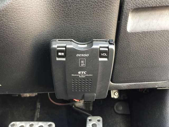 ETC車載器付き!セットアップも承ります!