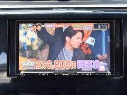 カーナビ&テレビ!