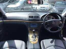 高級感あふれる内装デザイン!快適なドライブを!