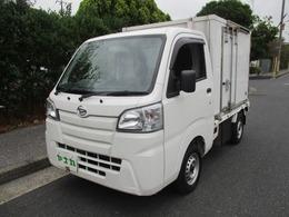 ダイハツ ハイゼットトラック 660 スタンダード 3方開 4WD 冷凍冷蔵車  オートマ 4WD 2コン