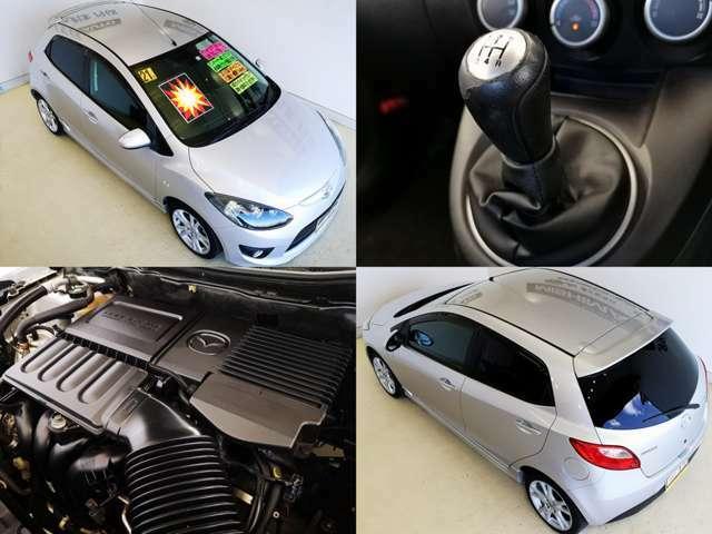 探すと少ないコンパクトスポーツ 5速マニュアルMT 軽量車重1000KG カタログ値 113馬力 お財布にやさしいレギューラー仕様 納車時クラッチ新品交換しますよ 禁煙 ワンオーナーも魅力です