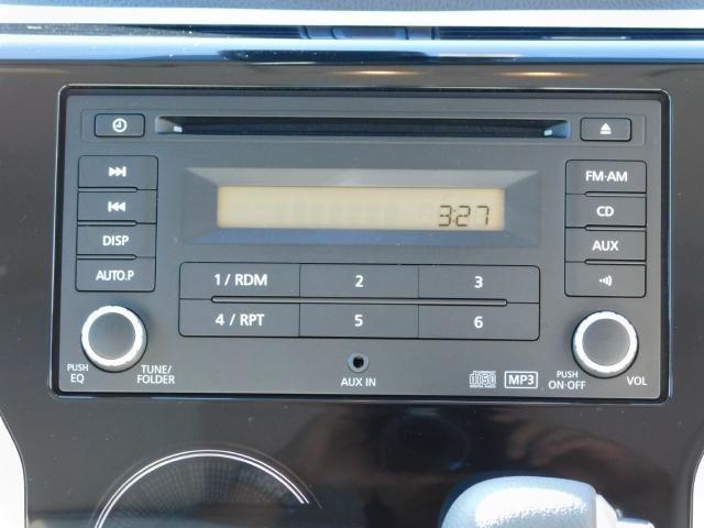 純正CDオーディオ AUX入力可能です