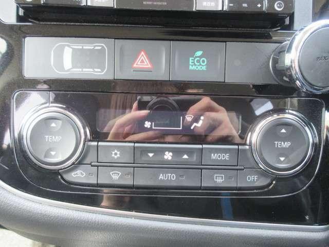 オートエアコン☆設定した温度に自動調節してくれるので室内も快適です☆オートエアコンです☆アイドリングストップ☆