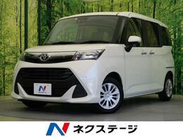 トヨタ タンク 1.0 G コージー エディション 社外SDナビ 衝突軽減装置 両側電動ドア