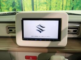 純正SDナビ・フルセグTV付き☆DVD再生やBluetooth機能など使い勝手もバッチリです♪