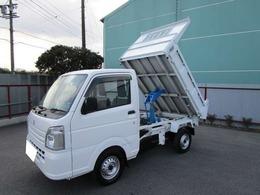 スズキ キャリイ 660 リフトダンプ 3方開 4WD
