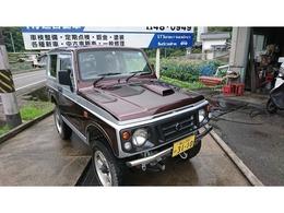 スズキ ジムニー 660 ワイルドウインド 4WD エンジンOH済 3インチリフトアップ
