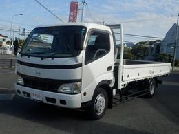 日野自動車 デュトロ 4.9ディーゼル ワイドロング 外装仕上済・ETC・タテ4500/ヨコ2200