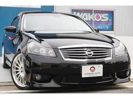 日産 フーガ 3.5 350GT タイプS 黒革電動シート純正HDDナビバックカメラ