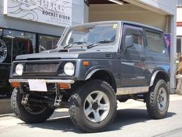 スズキ ジムニー 660 バン HC 4WD SUZUKIスポーツCPU・エキマニ