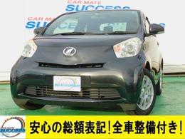 トヨタ iQ 1.3 130G 1オーナ禁煙車新品MナビFセグ/272黒