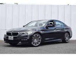 BMW 5シリーズ 523i Mスポーツ 正規認定中古車 イノベーション 純19AW