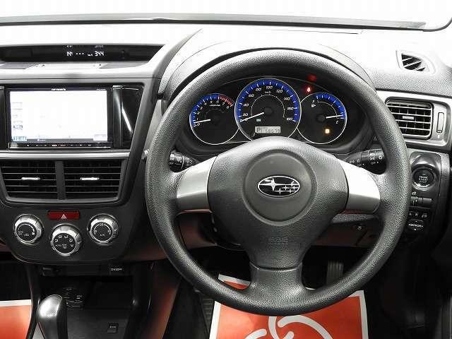 ステアリングチルト機能付きで最適なドライビングポジションを確保できます!