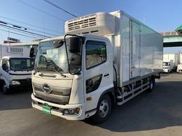 日野自動車 レンジャー 2.8トン-30℃設定低温冷凍スタンバイ ナビ バックカメラ サイドドア