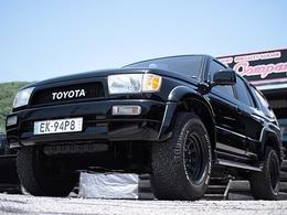 トヨタ ハイラックスサーフ 3.0 SSR-X ワイドボディ インタークーラー付 ディーゼルターボ 4WD CUSTOM STYLE