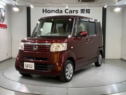 ホンダ N-BOX+ 660 G 車いす仕様車 福祉車両 社外メモリーナビ ワンオーナー