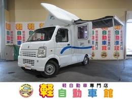 スズキ キャリイ トラック660キャンピング仕様 4WD