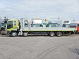 車両総重量24935kg 最大積載量10500kg