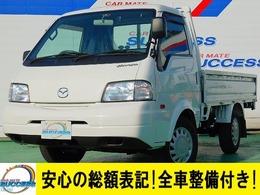 マツダ ボンゴトラック 1.8 GL シングルワイドロー MナビフルセグキーレスCDDVDドラレコ/116白