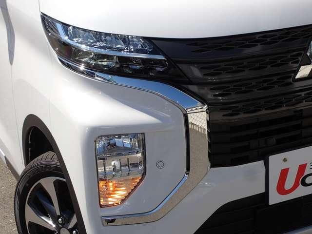 LEDヘッドランプ フォグランプ コーナーセンサー付き