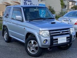 三菱 パジェロミニ 660 VR 4WD HDDナビTV・CD・キーレス・ターボ・4WD
