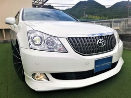 トヨタ クラウンマジェスタ 4.6 Cタイプ 本革/プレミアムサウンド/リアサンシェード