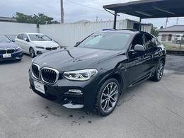 BMW X4 xドライブ30i Mスポーツ 4WD セレクトP ハーマンカードン 20AW