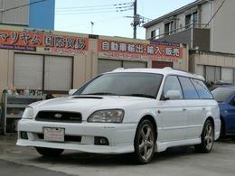 スバル レガシィツーリングワゴン 2.0 GT-B E-tune II 4WD キーレス ETC  CDオーディオ ABS