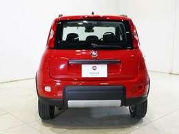 Pandaの4WDタイプは全国で約20台、レッドのボディカラーですと3台しかない希少なお車です!