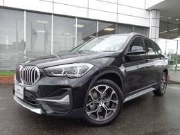 BMW X1 xドライブ 18d xライン 4WD LCIコンフォートPデモカー認定中古車