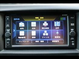 純正7型SDナビゲーション搭載★フルセグTV、DVD再生・フルセグ視聴・Bluetooth等機能も充実しております。