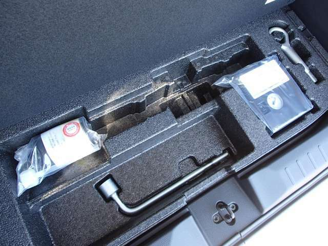 パンク修理キット 工具 ジャッキは別にお求めください