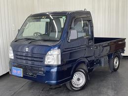スズキ キャリイ 660 KC エアコン・パワステ 農繁仕様 3方開 4WD 5MT/4WD/KC・AC・PS付き/ETC