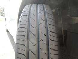 ★タイヤ4本新品交換済みです!! ★写真は右前タイヤです!!