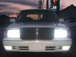 ヘッドライト&フォグランプ&ポジションランプは全てLEDに変更してあります。明るいですよ!